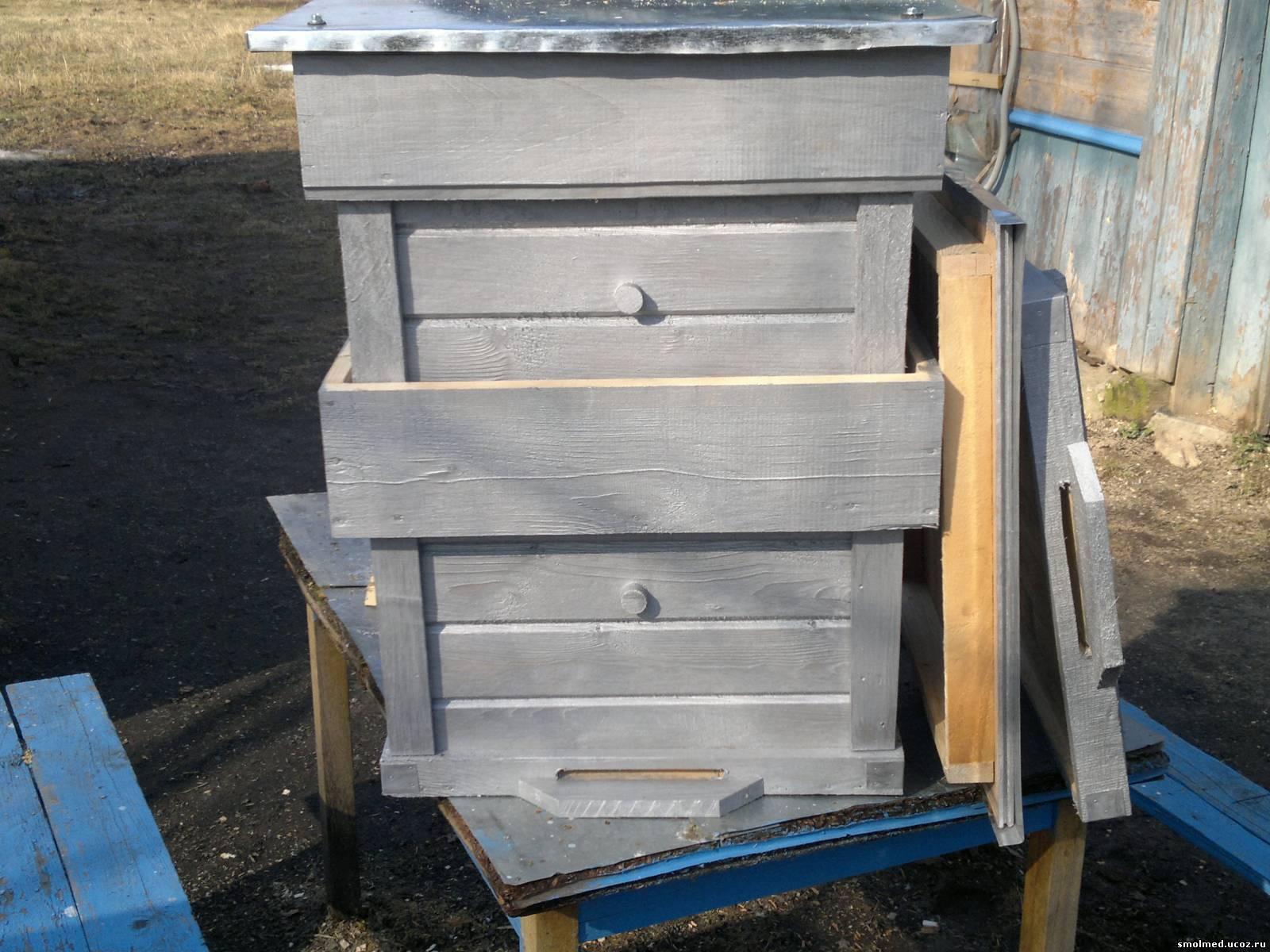 Как сделать крышку для улья из ППС Заметки пчеловода 94